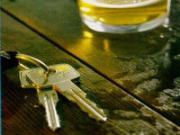 Drink & Car Keys